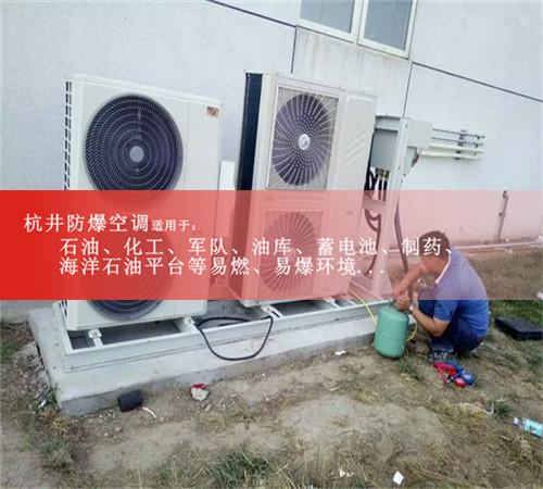厂家全**出售防爆空调案例图